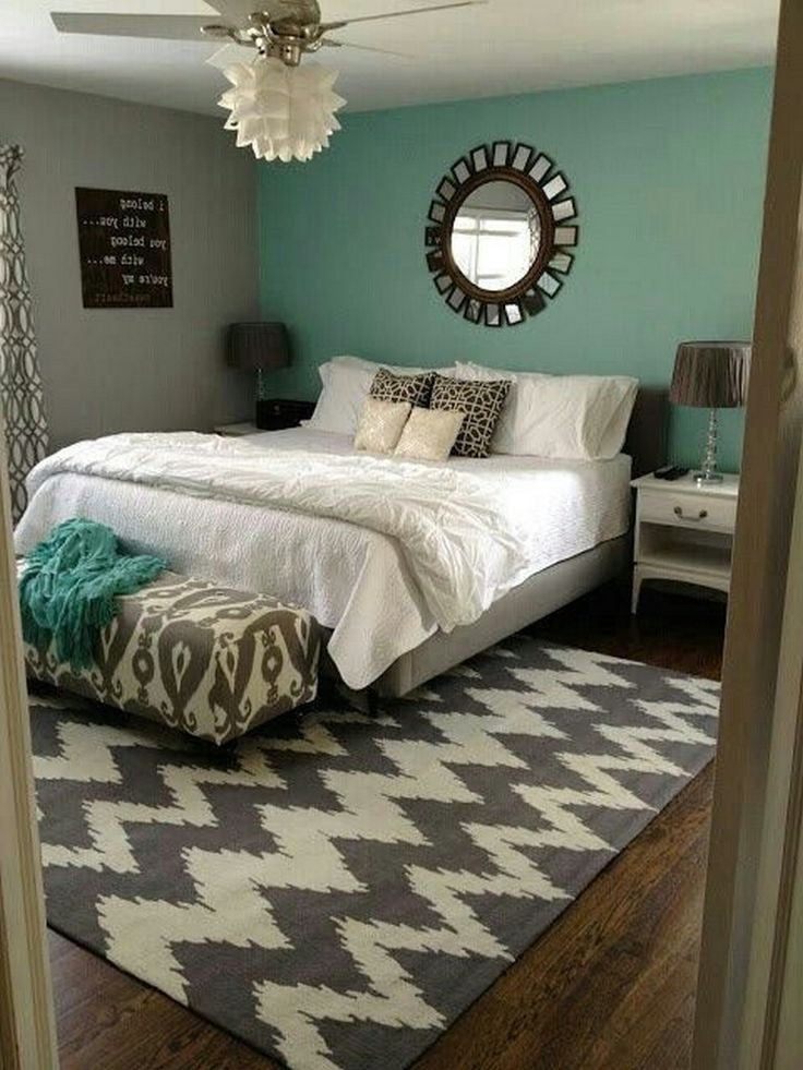 5 Tips To Redecorate Your Bedroom By Yourself Small Master Bedroom Elegant Bedroom Design Home Decor Bedroom