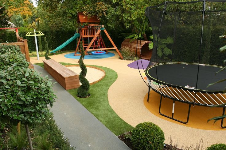 How To Create A Magical Playground With Your Kids This Summer