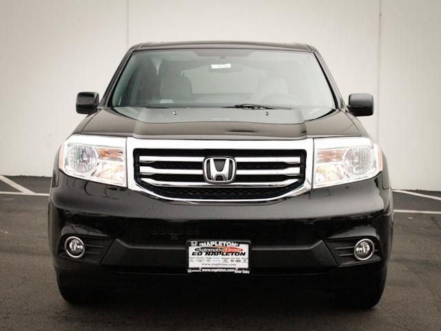 2014 Honda Pilot EX-L 4x4 EX-L 4dr SUV SUV 4 Doors Black for sale in Lansing, IL Source: http://www.usedcarsgroup.com/used-honda-for-sale-in-lansing-il