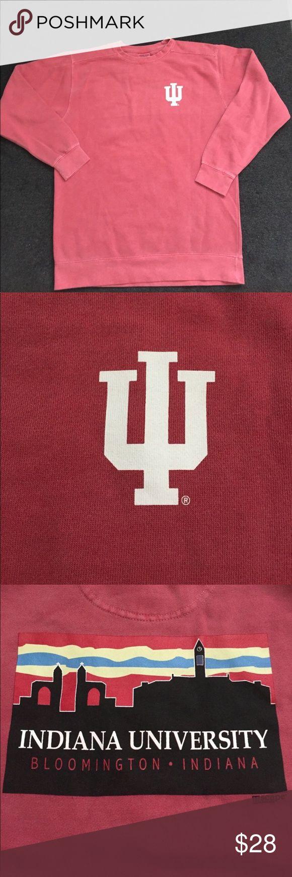 Indiana university bloomington mens sweatshirt