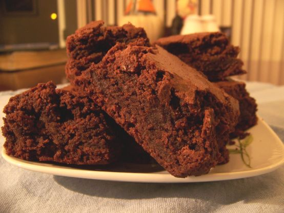 Best-Ever Brownies From Baking With Julia Child Recipe - Food.com: Food.com