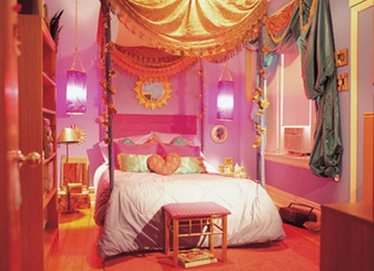 Moroccan Canopy Bed 65 best moroccan - bohemian boudoirs & room styles images on