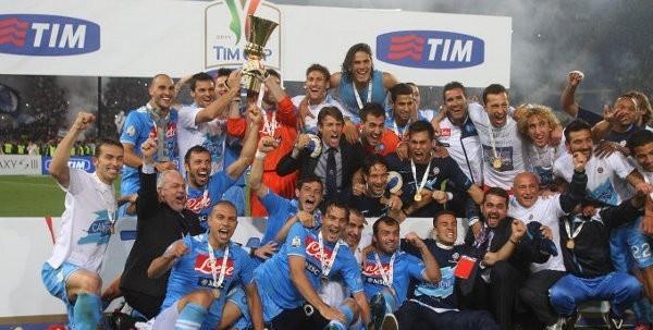 Squadra.  2012 Coppa Italia