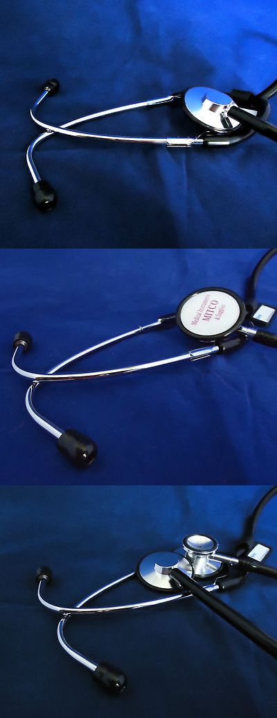 wholesale Health Care: Bulk Lot 6- Student Single Head Stethoscope Soft Ear Buds Wholesale Price -> BUY IT NOW ONLY: $42 on eBay!