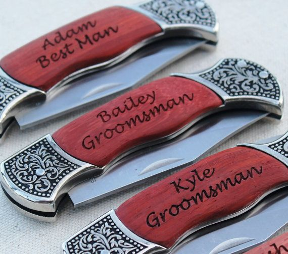 Personalized Pocket Knife Engraved Pocket by MyPersonalMemories