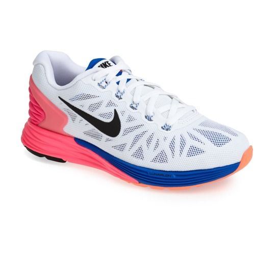 innovative design ccc02 df873 ... coupon code for nike lunarglide 4 mens 110.00 nike lunarglide 6 running  shoe women white hyper