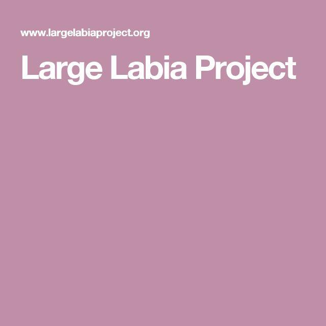Large Labia Project
