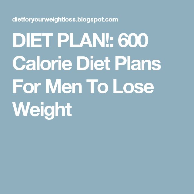 How to Burn 600 Calories a Day