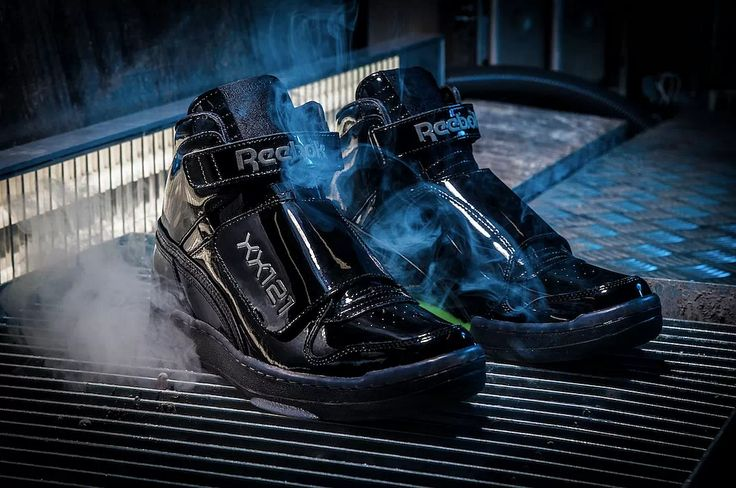 Reebok Alien Stomper Shoes Honors Deadly Battle Between Ripley & The Xenomorph Queen  #alien #fashion #reebok #shoes In case you missed the April 26 announcement coinciding with annual Alien Day celebrations of the timelessly terrifying cinematic sci-fi franchise, Re...