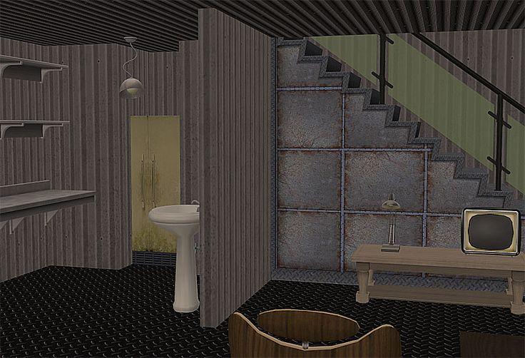 Fallout 3 house decorations megaton