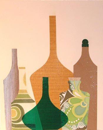 By Artist Tim Groen. Inspired by Morandi's work.