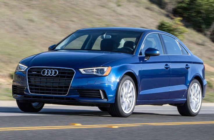 2016 Audi A3 Sedan to build proficiency, it will look for the A3 TDI, which is furnished with a turbodiesel, the 4 cylinder the 2.0-liter motor.