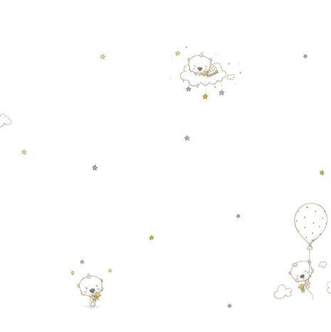 Babies, Tapet, Sweet Dreams, White/blue sky Tapeter Tapeter & veggdekorasjoner Barnerom hos Lekmer.no på nettet.