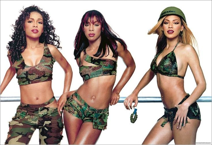 Destiny's Child: Five Songs From Destiny's Child That We Absolutely Love | SUNBELZ