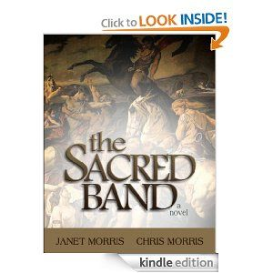 The Sacred Band of Thebes lives on, a world away, in this mythic epic of love in war in ancient times. In 338 BCE, during the Battle of Chaeronea that results in the massacre of the Sacred Band of Thebes, Tempus and his Stepson cavalry rescue twenty three pairs of Theban Sacred Banders, paired brothers and lovers, to fight on other days..... Interesting read.