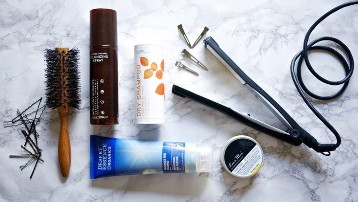 Vakkert hår uten kjip kjemi - Økologisk