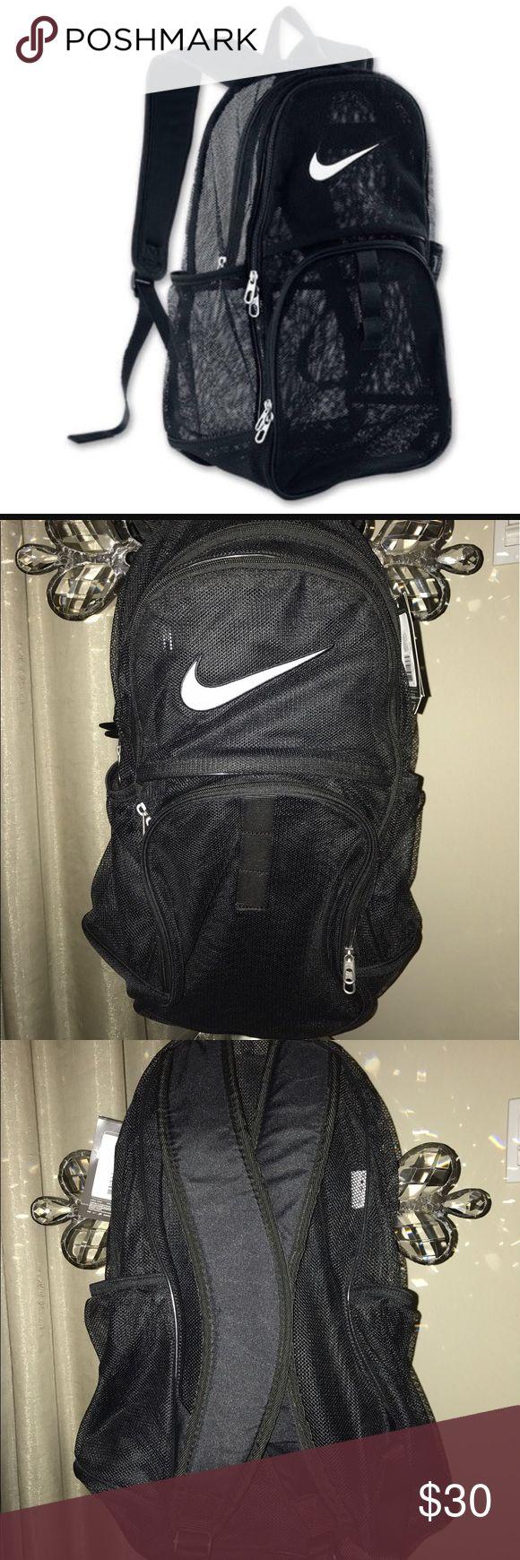 Nike mesh backpack Brand new with tags Nike mesh backpack Nike Bags Backpacks
