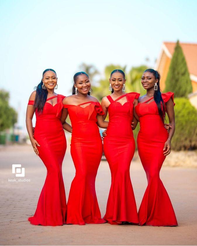 Best Bridesmaid Color Trends Of The Year 2019 Fashenista Bridesmaid Dresses Bridal Dresses Lace Dark Grey Bridesmaid Dresses