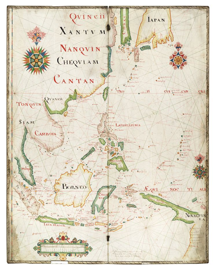 [East Indies] - 1665 A Comberford, Nicholas London