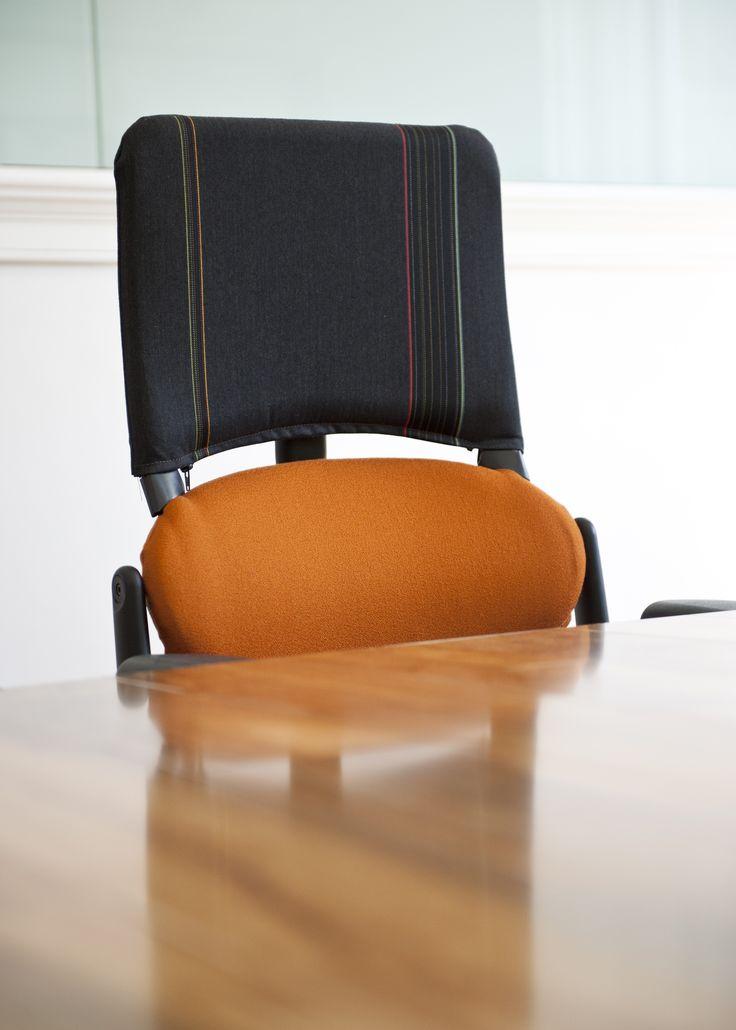 #deskchair #DeliciousAlchemy #office #officedesign #decor #interiordesign #furniture #chair #multicoloured