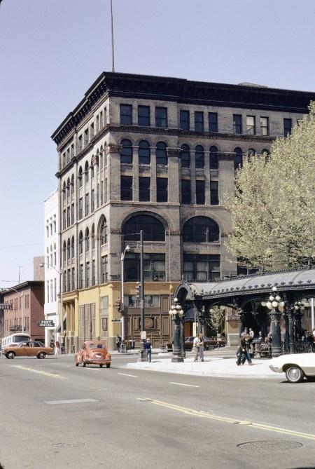 Mutual Life Building 2012