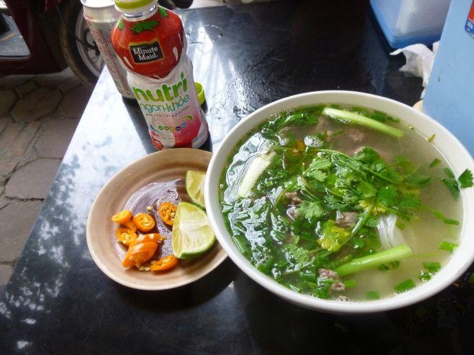 Meine kulinarische #Weltreise. Einfach aufs Bild klicken für mehr ;) #Pho #Vietnam #Food #Foodblog #Reiseblog