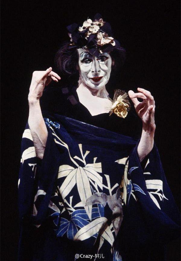 Kazuo Ohno.