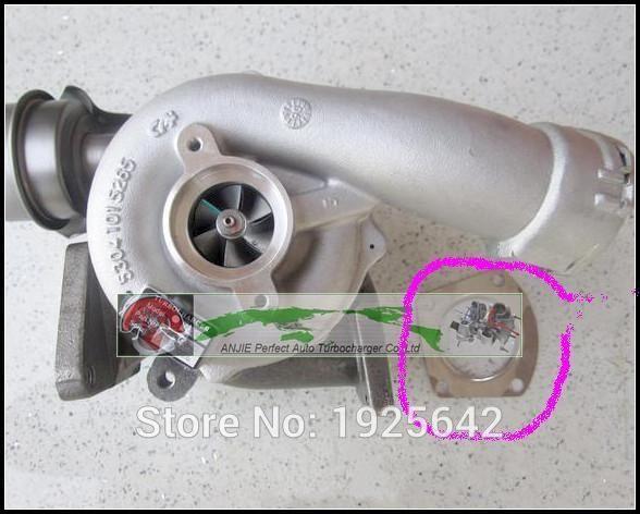 335.33$  Buy now - http://ali63k.worldwells.pw/go.php?t=32603285380 - Turbo For Volkswagen VW Commercial Transporter T5 Bus TDI AXD 2.5L 2002-12 K04 53049880032 53049700032 VTG Turbocharger gaskets 335.33$
