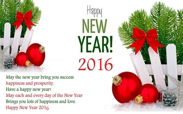 Christmas Quotes For Business And Clients: 2016 Latest Corporate Happy New Year Wishes Quotes Images