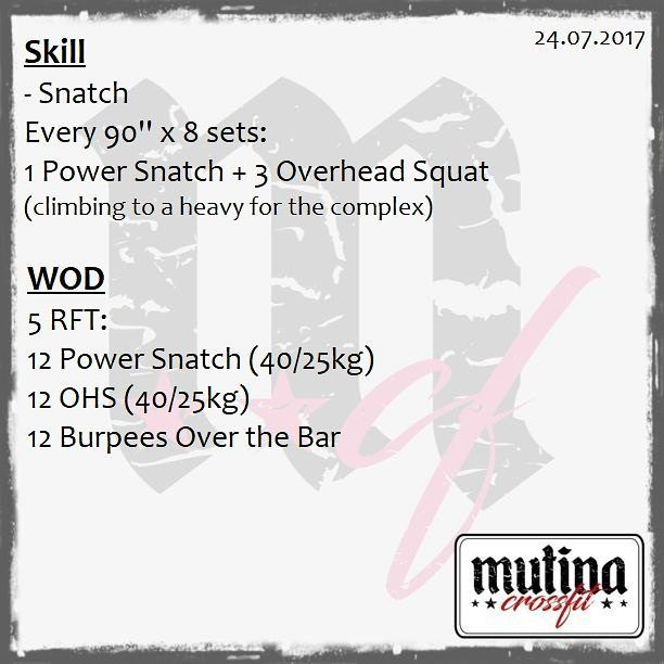 #wod #mutinacrossfit #crossfit #workout #conditioning #metabolic #endurance #weightlifting #gymnastics #barbells #strength #skills #xeniosusa #kingsbox #roguefitness #strengthshop #supportyourlocalbox #crossfitgames #like4like #likeforfollow #likeforlike #like4follow #crossfititalia #modena #mutina #igersmodena #like #follow @crossfitgames @workout @crossfitaffiliate @crossfititaly