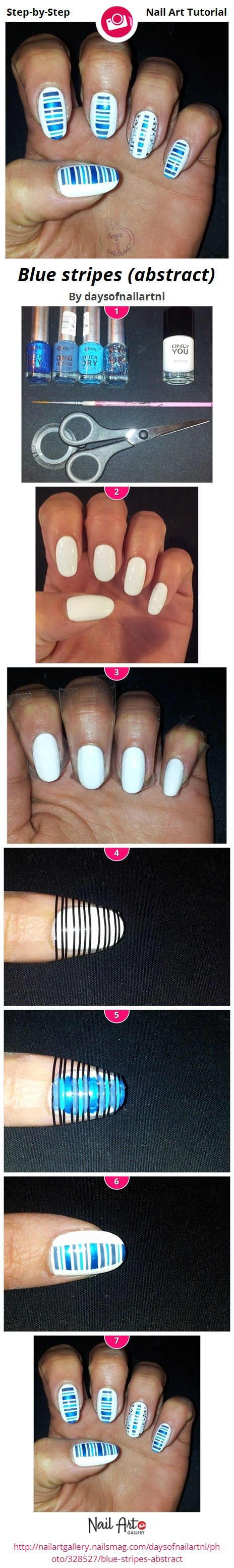 334 best Nail Art How-To Tutorials images on Pinterest | French ...