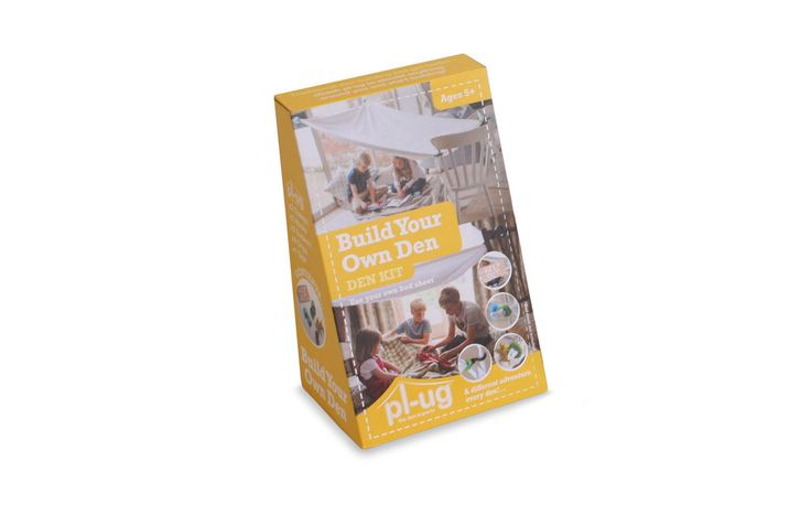 Cubby Kit The Cubby Kit contains all the key components you need to get started. The Cubby Kit is suitable for use indoors and outside and will keep children entertained for ages, the only limit is their imagination.  Kit includes: 2 x clamps, 2 x hooks, 2 x suckers, 4 x grips, 1 x sign