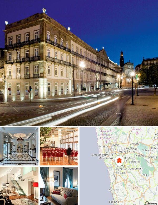 L'hôtel occupe un magnifique palais du centre-ville historique. Il se trouve sur la place Liberdade, à seulement quelques pas de hauts lieux culturels tels que le marché Bolhao, Ribeira et la tour Clérigos. Ses clients séjourneront à 10 minutes en voiture de la plage et à seulement 20 minutes (15 km) de l'aéroport international de Porto.