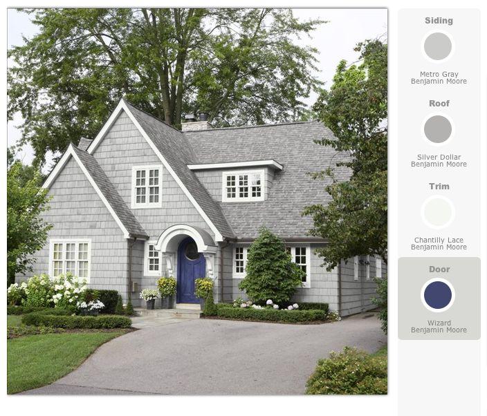 Paint For Home Exteriors: 25+ Best Ideas About Exterior Gray Paint On Pinterest