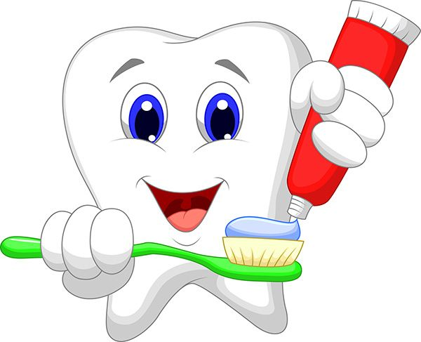 Image result for teeth healthy cartoon