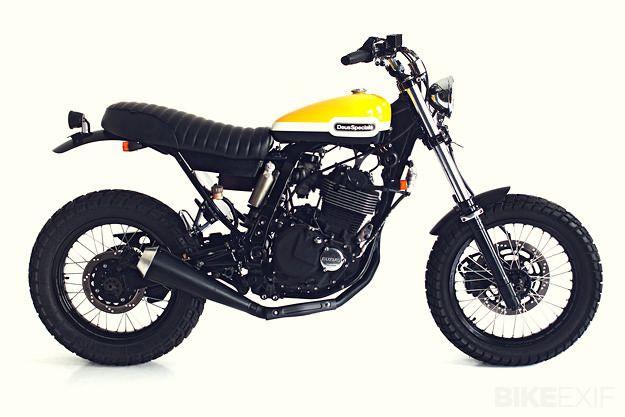 Suzuki DR650 by Deus Bali | Bike EXIF