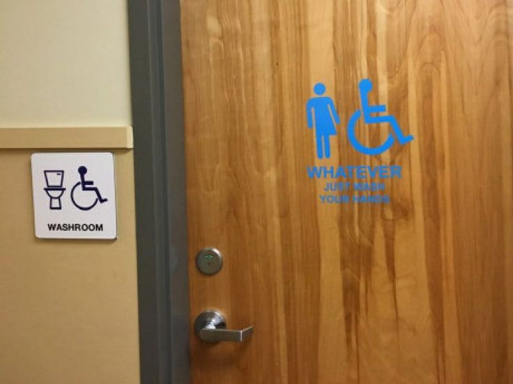Just Bathroom Signs best 10+ gender neutral bathroom signs ideas on pinterest | gender