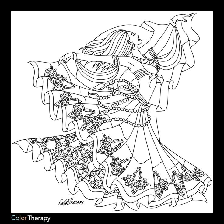 57 best Coloring pages to print - Dance images on Pinterest - copy coloring pages barbie ballerina