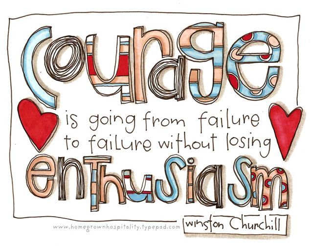one of my all-time fave quotes from winston churchill