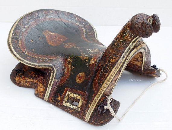 Antike Islamische orient turkmen pferde Sattel von KabulGallery