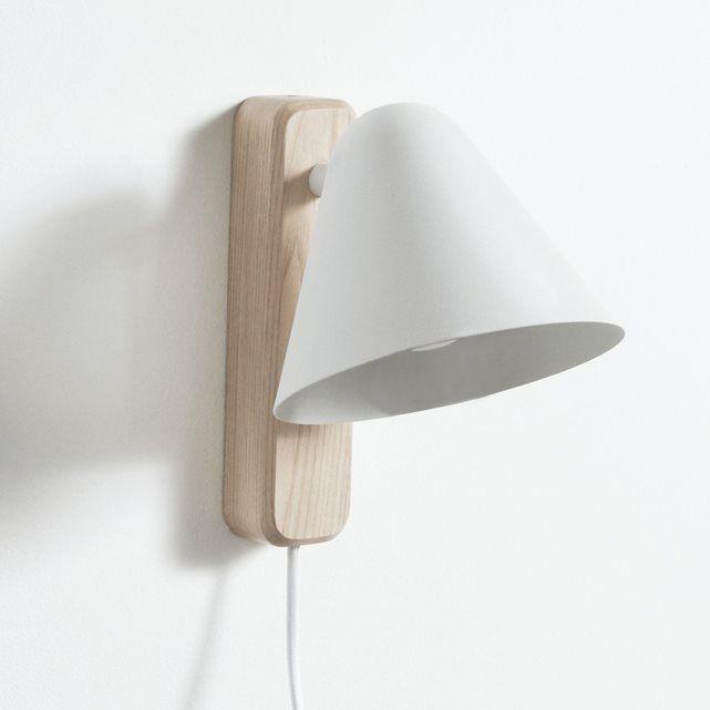 Applique bois et métal, Cotapi La Redoute Interieurs