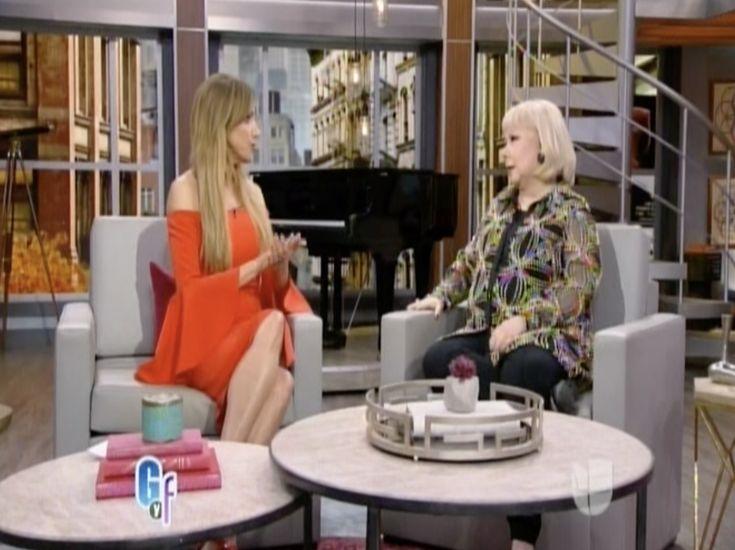 Entrevista Especial A Cristina Saralegui En El Gordo Y La Flaca