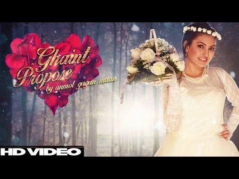 Ghaint Propose | Anmol Gagan Maan feat. Desi Routz | Latest Punjabi Songs 2016 | Jass Records