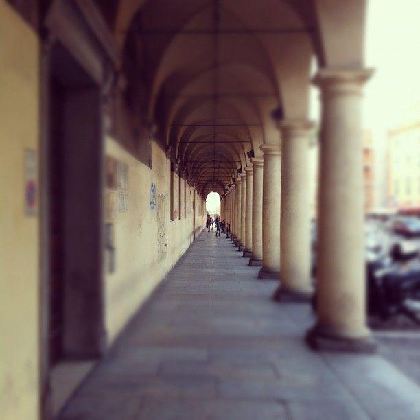 Piazza Malpighi - Bologna