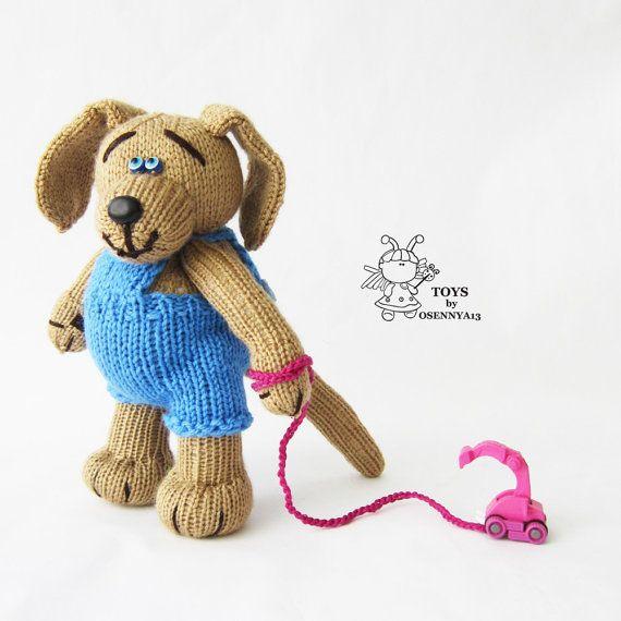 Doggie by simplytoys13 on Etsy