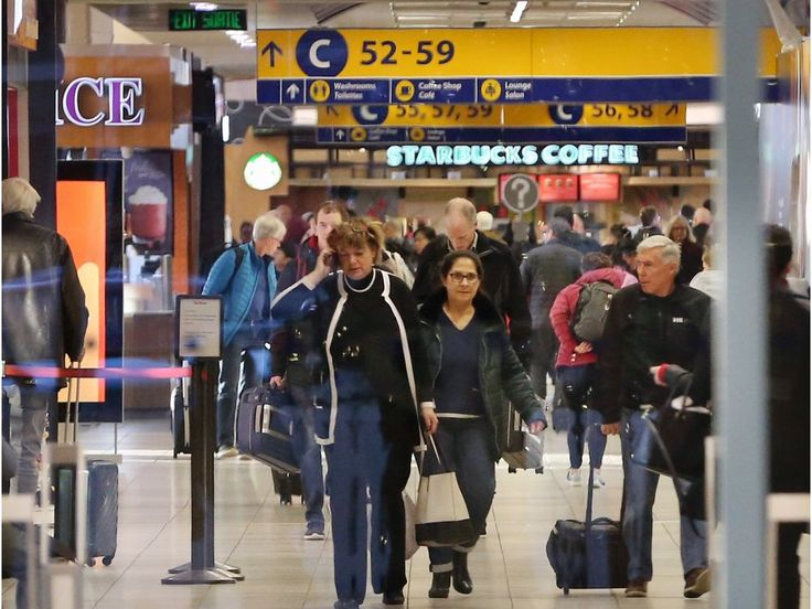 Calgary airport braces for holiday rush with faster de