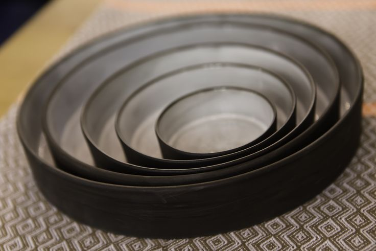 Item #52 - Stacking Bowls by Diana Ferreira Ceramics