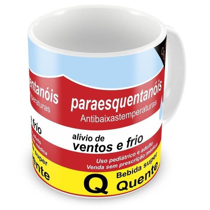 Caneca Personalizada Paraesquentanois - ArtePress - Brindes em Almofadas, Canecas, Copos, Squeeze