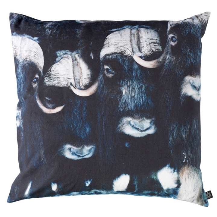 By Nord Animal Print Cushions by: ByNord - Huset-Shop.com | Your House