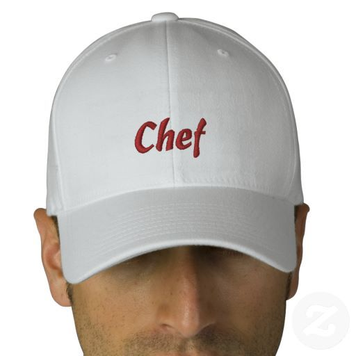 cool chef baseball caps le cap hat cook food works vent